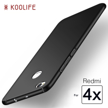 Case for Xiaomi Redmi 4X Case KOOLIFE Brand Phone Case for Xiaomi Redmi 4X Cases Hard PC Back Cover for Xiaomi Redmi4X Cover