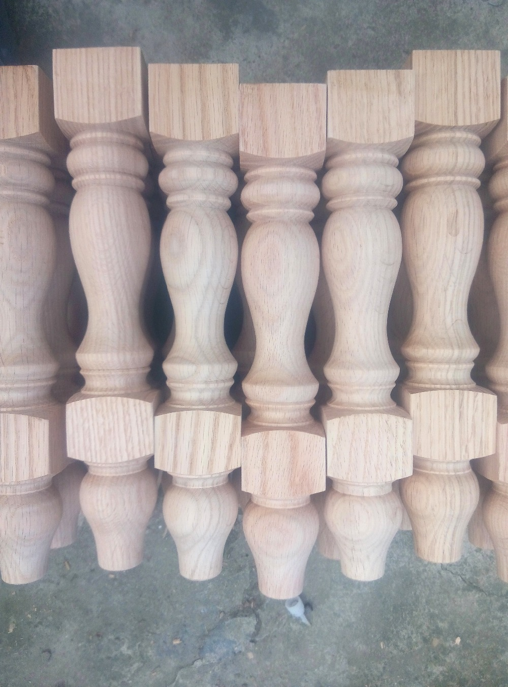 Cylindrical Solid wood sofa feet cabinet foot furniture legs(A772)<br>