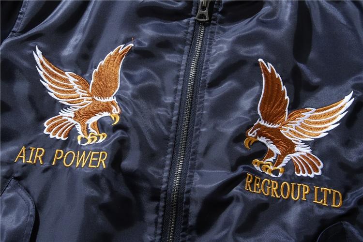 Eagle Dragon MA1 Bomber Jacket 9