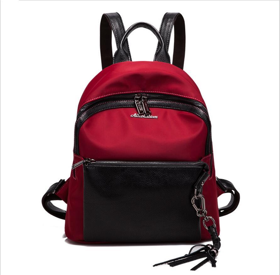ALIWILLIAM High-end Design Brand Female Backpack 2017 Camouflage Shoulder Bag Female Fashion Leisure Travel Bag Womens Backpack<br>