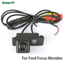 CCD Color Sony chip Car Back Up Rear View Reverse Parking Camera for FORD MONDEO/FIESTA/FOCUS HATCHBACK/S-Max/KUGA