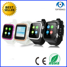 3g watch Android watch Smart android watch phone with sim card and camera support wifi Pedometer GPS facebook Twitter Skype(China)