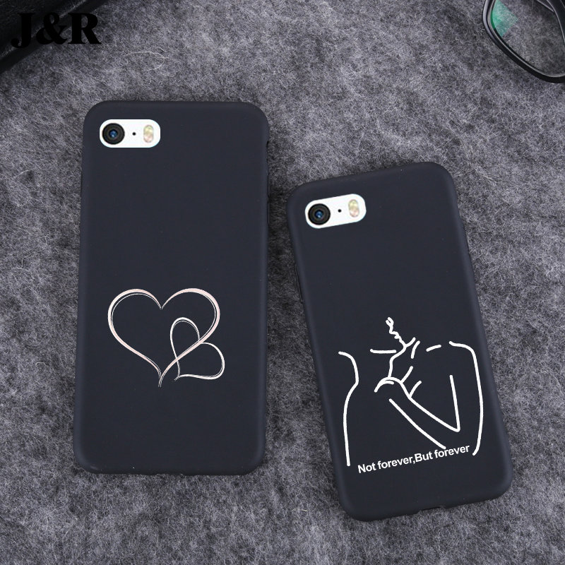 Phone Case For iphone XR XS Max X 8 7 6 6s Plus Case Fashion Soft TPU Cover For iphone 5 5s SE