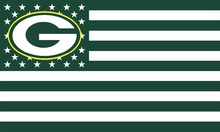 Green Bay Packers NFL Flag Flag 3x5 Feet Flag 100D Polyester, Free Shipping(China)