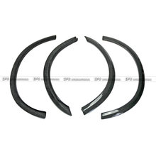 FRP Fiber Glass Fender Flares 4pcs Body Kit Wheel Arch Racing Trim Car Styling For Nissan R34 GTR Superior AC Style Car cover(Hong Kong)