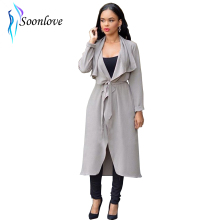 Elegant Piece An Absolute Must-have for Cool Weather Styling Classic Black Long Sleeves Ladies Autumn Winter Jacket