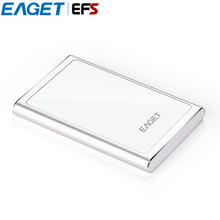 100% Original Eaget G90 2.5 inch Ultra-thin USB 3.0 Portable High Speed External Hard Drives 500GB 1TB Shockproof Mobile HDD