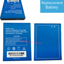 6000mAh 100% New Battery Boost II For Highscreen Boost2 Boost 2 / Pure F Bateria Batterie Baterij Cell Mobile Phone Batteries(China)