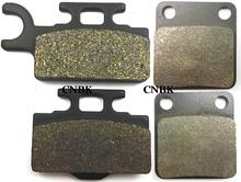 F+R Brake Pad Set for KAWASAKI 65 KX A1-6 / A6F-A9F KX65 2008 2009 2010 2011 2012 2013 2000 - 2014