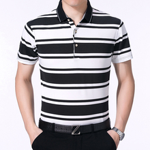 6Xl Plus Size Mens Designer Polo Shirts Men With Long Sleeves Brand Shirt For Big Plain Blouse Short Sleeve 2017 Casual a17129
