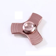 Buy Multi-color Finger Gyro Hand Spinner Aluminum Alloy Material Autism ADHD Rotation Time Long Anti Stress Toys for $5.21 in AliExpress store