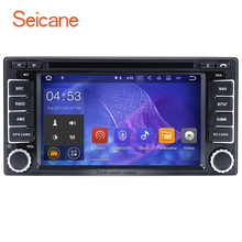 Seicane 6.2 inch Android 7.1 Car radio DVD Player for 2008-2013 SUBARU Forester XV Impreza GPS Navigation Support 3G WiFi(China)