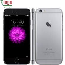 Unlocked Original Apple iPhone 6 Plus/iPhone 6 16/64/128GB ROM 1GB RAM IOS Dual Core 8MP/Pixel 4G LTE Used Mobile Phone(China)