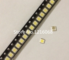 1000PCS/Lot 3528 2835 SMD LED Beads 1W LG Cold White 100LM For TV/LCD Backlight
