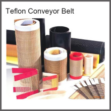 High Temperature Resistance Teflon Conveyor Belt, Assembly Line Belt, Food Grade PTEF Belt, and Teflon Belts for Drying Machine