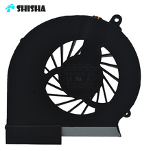Shisha brand new CQ43 CQ57 laptop coolers for HP Compaq G43 G57 430 431 cpu cooling fan original 435 436 630 635 cpu Cooler
