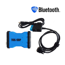 2015.3 With Keygen Or 2014.2 with keygen TCS CDP with bluetooth New VCI + BLUETOOTH for Cars / Trucks shipping(China)