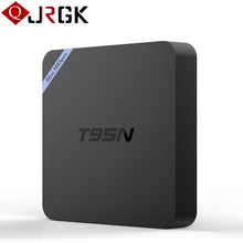 New T95N Mini M8S Pro Android 6.0 TV Box Amlogic S905X Quad Core 2GB 8GB Wifi Smart IPTV box 4K HD Set top Box