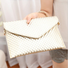 2016 Brand Designer Women Envelope Clutch Handbags CrossBody Shoulder Bags Ladies Handbag Evening Dollar Price Klatch Female Bag
