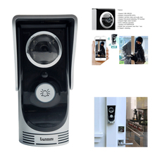 HD 720P WIFI Video Door Phone Wireless Digital Smart Peephole Viewer Camera 2.0 Megapixel Night Vision Intercom Doorbell