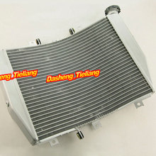 Aluminum Cooler Radiator Fan For Kawasaki 2004 2005 NINJA ZX10R Motorcycle Parts and Accessories(China)
