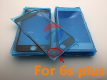 50pcs/lot Front Screen Lens Outer Glass For iPhone 6s plus 5.5inch Replacement Repair Part Oleophobic coating high quality AAA+