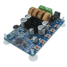 TPA3116 Bluetooth digital amplifier 4.0 Bluetooth receiving power amplifier board 8~26VDC(China)