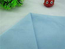 1 meter Light Blue fabric for DIY sewing Stuffed toy sofa furniture material Warp knitted brush Plain Loop velboa velvet