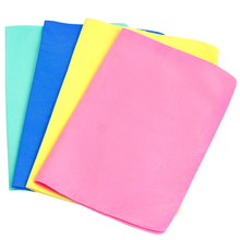 1Pc Multifunctional Microfiber Towel Super Clean Car Cloth Products Wiping Dust Rags Magic Quick Dry Dish Kitchen Cleaning Tools