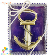 (1PC Only) Anchor Bottle Opener Party Wedding Celebrations Favor Supplies