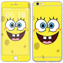 Mobile phone skin sticker for Iphone6 6s Plus cute design colorful vinyl decals #TN-I6PLUS-03199