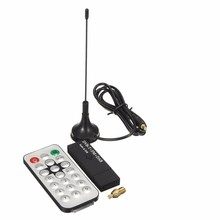 Digital DVB-T HDTV TV Tuner Recorder Receiver Antenna Remote For Computer Laptop New Arrival(China)