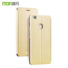 For Xiaomi Redmi 4X Case Cover Original Mofi Fashion Flip PU Leather Phone Case for Xiaomi Redmi 4X Cover with Stand Function