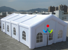 Giant Outdoor Inflatable Tent, Inflatable Marquee Party Wedding Tent