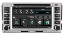 Car dvd Player for HYUNDAI SANTA FE(2008-2010) A9 dual core 256MB/Capactive touch/1080P/DVR/3G/WIFI/TPMS/GPS/radio