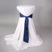 20pcs 110inch Round Polyester White Plain cocktail Table linen Wedding Tablecloth Party Table Cover Hotel Dining Table Linen