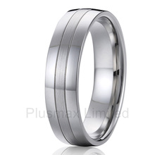 enjoy shopping high quality custom handmade cheap pure titanium jewelry fashion rings mens wedding band