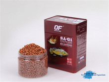Ornamental fish feed for Large fish feed Pro monster fishes carnivorous fish food OF SA-G1 500g(China)