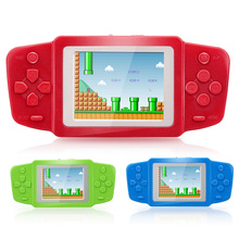 2.5'' Ultra-Thin Portable Video Game Player 268 8 bit NES Classic Games gamepad children's Puzzle game video game console