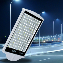 lampada led Street lamp 98W AC85-265V 98LEDS E40 led street light IP65 led Street Off Road Light led outdoor lighting