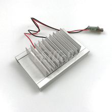 Electric heating charging power module thermoelectric generator / semiconductor thermoelectric battery
