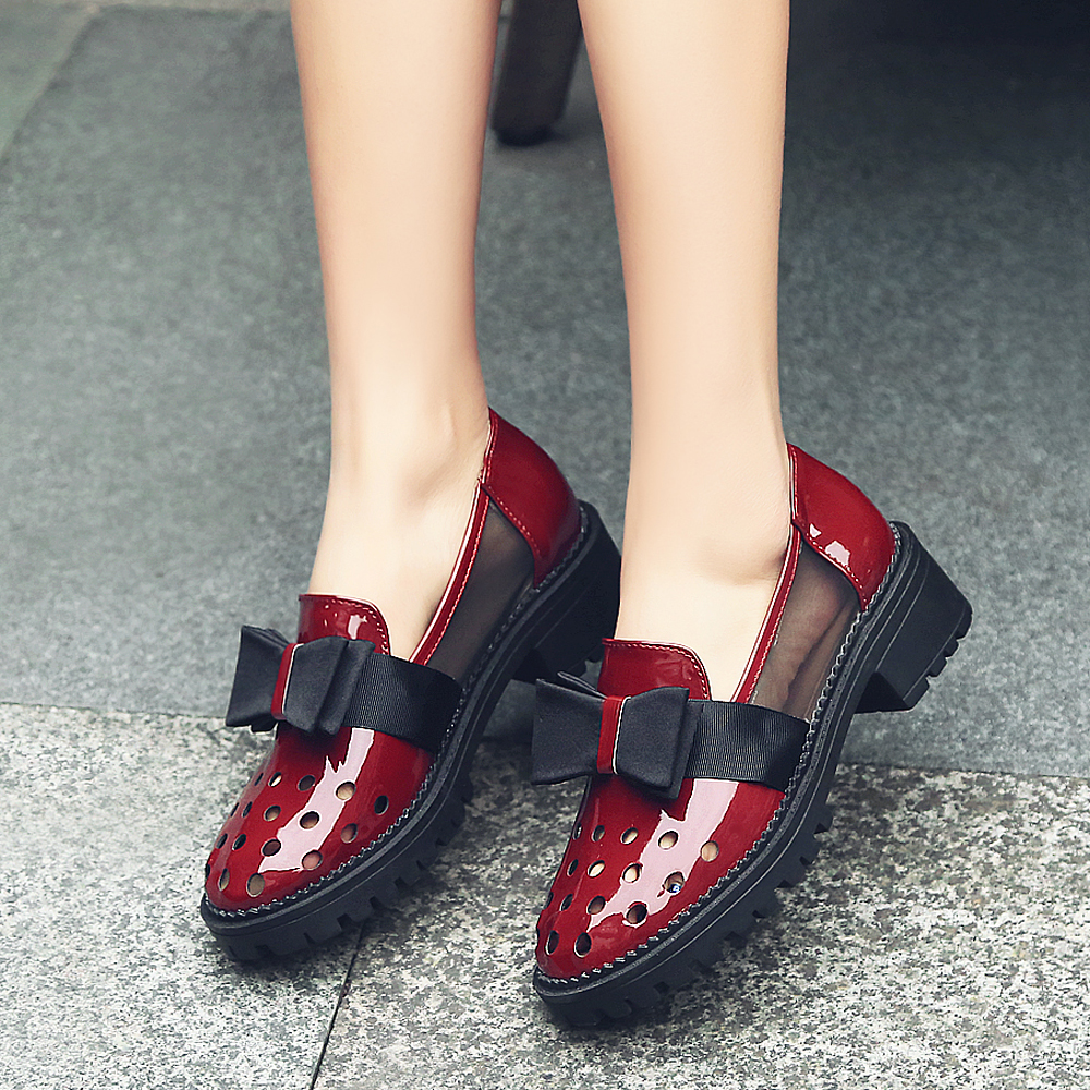 New girl shoes woman cosplay shoes lady retro low heels Pumps women princess shoe thick heels shoes woman