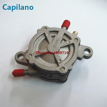 motorcycle DIO50 engine oil pump for Honda 50cc DIO 50 engine gaslin oil fuel pump spare parts(China)