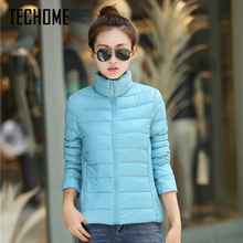 2017 Autumn Winter Women Jacket Short Down Outerwear Female Winter Coat Cotton Padded Warm Jacket Outwear Women Winter Down Coat