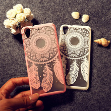 Painted Dream Catcher plastic Hard back cover case For HTC Desire 626 626G 626G+ Phone Cases For HTC 626 Protective case T006(China)