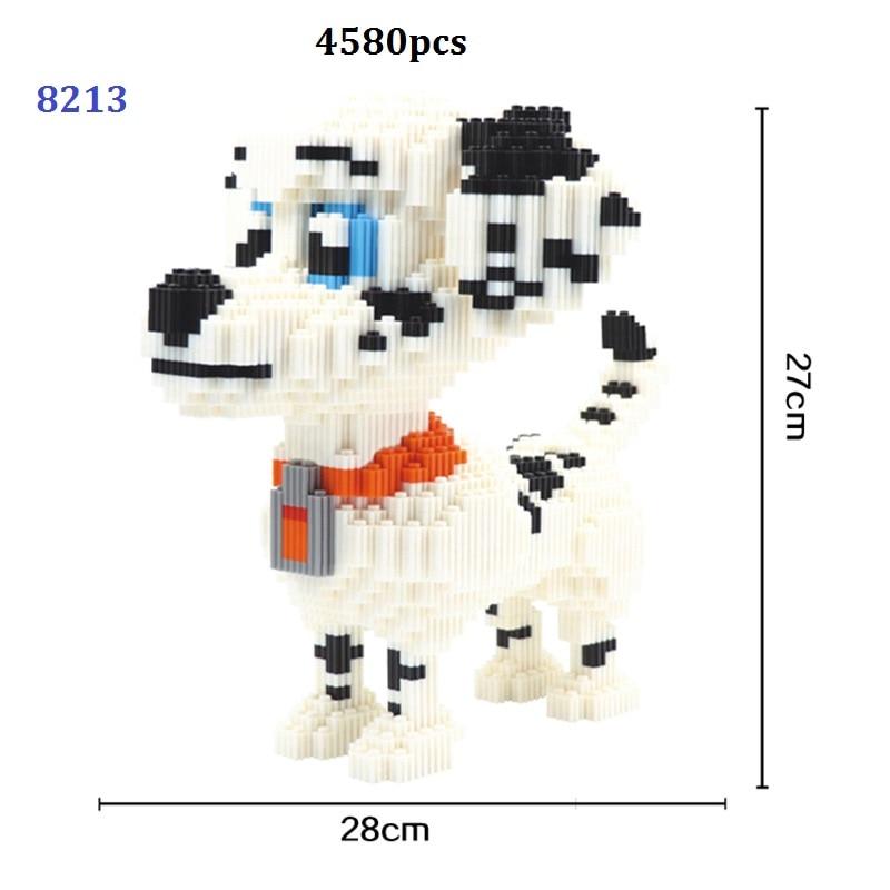connection blocks pet dog 8213