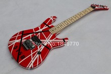 New arrival Eddie Van Halen 5150 electric guitar,Kramer floyd rose guitar,Free shipping