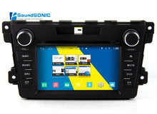 Quad Core Android 4.4.4 For Mazda CX7 CX-7 CX 7 2007 2008 2009 2010 2011 Touch Screen Car DVD GPS Navigation Central Multimedia