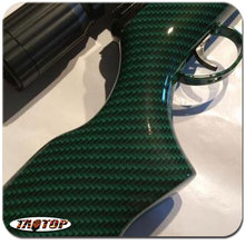TSTY661 Carbon Fiber Pattern 20M*0.5M Water Transfer Printing Film Hydro Dipping Hydrographic Films(China)