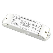 BC-331-CC LED Dimming Driver 0-10V Constant current LED PWM dimmer 350mA /700mA/1050mA max 2700mA dimming driver